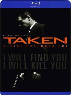 Taken (Blu-ray Disc)