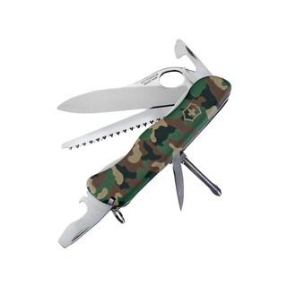 Victorinox Swiss Army One-Hand Trekker NS Camo Multipurpose Tool