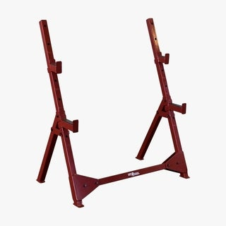 Best Fitness BFPR10 Olympic Press Stand - Red