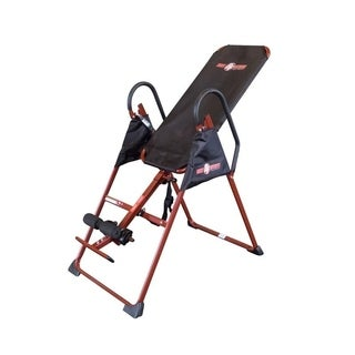 Best Fitness BFINVER10 Inversion Table   Black/Red