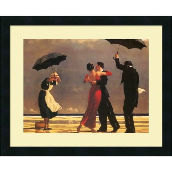 Jack Vettriano 'The Singing Butler' Framed Art Print