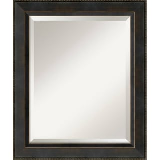 Wall Mirror, Signore Bronze Wood