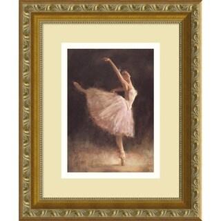 Richard Judson Zolan 'The Passion of Dance' Framed Art Print