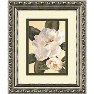 Waltraud Fuchs Von Schwarzbek 'Morning Magnolia' Framed Art Print