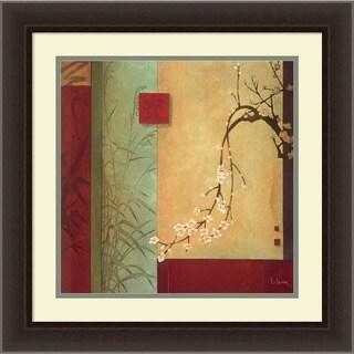 Framed Art Print 'Spring Chorus' by Don Li-Leger 22 x 22-inch