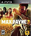 PS3 - Max Payne 3 - By Rockstar Games