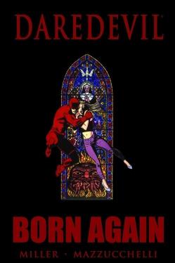 Daredevil: Born Again (Paperback)