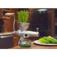 Weston Cast Iron Wheat Grass Juicer