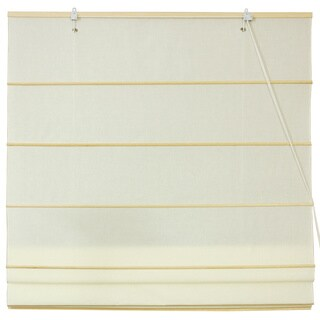 Handmade Artisanal Cotton 72-inch Handmade Roman Shades (China) (3 options available)