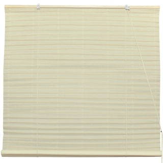 Shoji Paper Roll Up 24-inch Blinds (China)