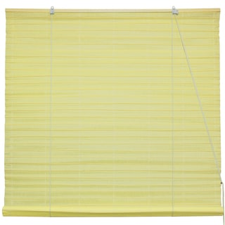 Handmade Shoji Paper 60-inch Roll-up Blinds (China)