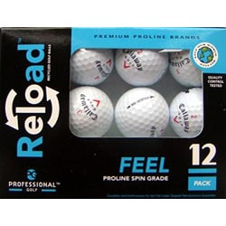 Callaway Big Bertha Recycled Golf Balls (Case of 36)