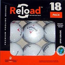 Callaway Big Bertha Recycled Golf Balls (Case of 54)