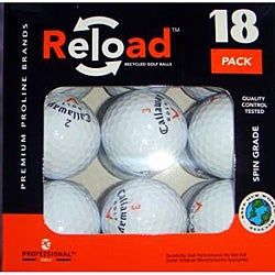 Callaway HX Hot Mid-grade Rubber/Surlyn Golf Balls (Pack of 54)
