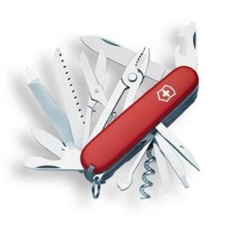 Victorinox Swiss Army Handyman Pocket Knife