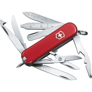Victorinox Swiss Army MiniChamp Pocket Knife
