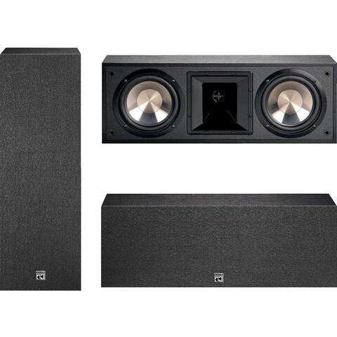 BIC America FH6-LCR 175 W RMS Indoor Speaker - 2-way - 1 Pack