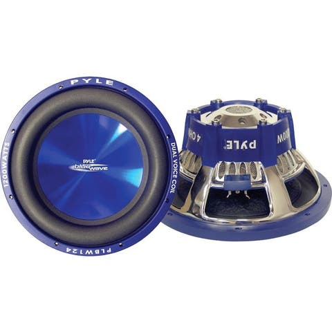 Pyle Blue Wave PLBW104 Woofer - 1000 W PMPO - 1 Pack
