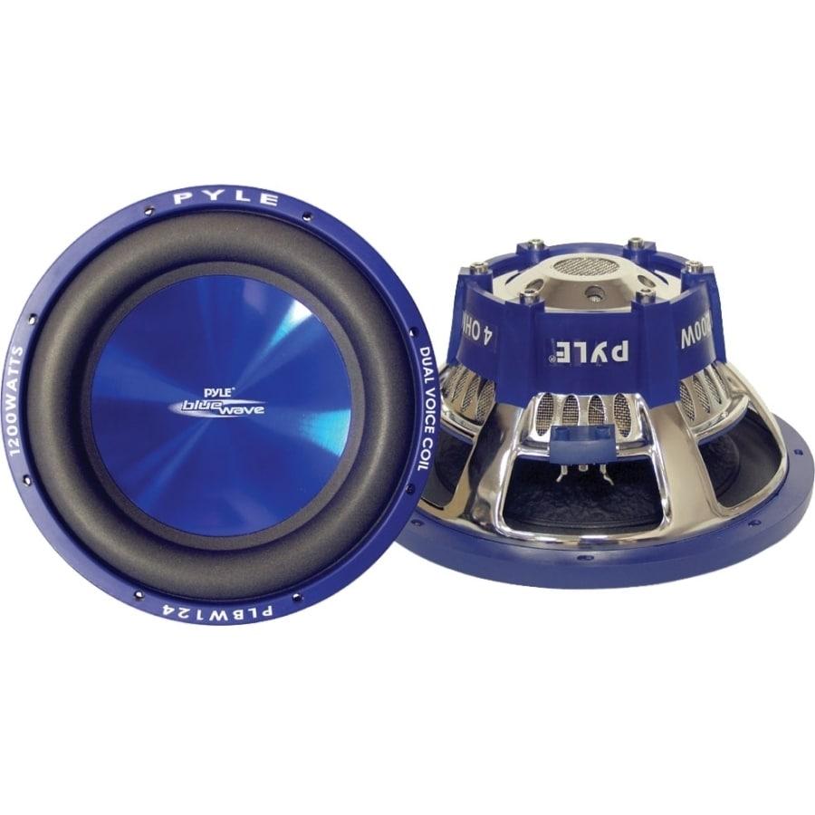 Pyle Blue Wave PL-BW84 Woofer - 600 W Pmpo - 1 Pack
