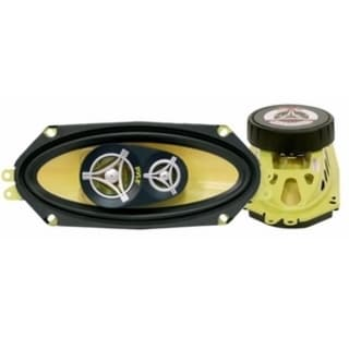 Pyle Gear PLG41.3 Speaker - 150 W RMS - 300 W PMPO - 3-way - 2 Pack