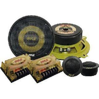 Pyle PLG5C Speaker - 150 W RMS - 300 W PMPO - 2-way - 2 Pack