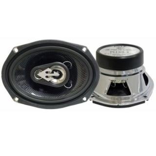 Pyle Gear X PLG69.3 Speaker - 180 W RMS - 360 W PMPO - 3-way - 2 Pack