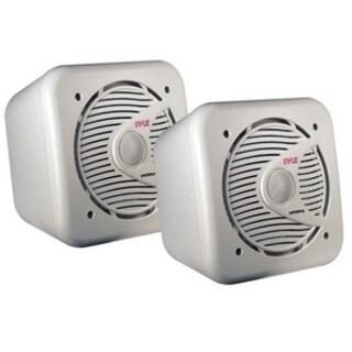 Pyle PLMR63 - 400 W PMPO Outdoor Speaker - 2-way - 2 Pack