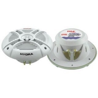 Pyle Hydra PLMRX67 Speaker - 250 W PMPO - 2-way - 1 Pack
