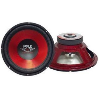 Pyle PLW-12RD Woofer - 800 W PMPO - 1 Pack