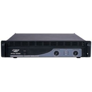 PylePro PTA1000 Professional Power Amplifier