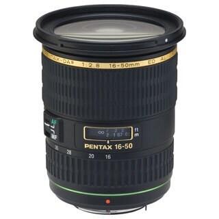 Pentax SMCP DA 16-50mm f/2.8 ED AL (IF) SDM Autofocus Lens