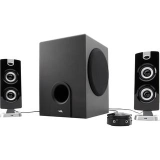 Cyber Acoustics Platinum CA-3602 2.1 Speaker System - 30 W RMS|https://ak1.ostkcdn.com/images/products/3947159/P11983964.jpg?impolicy=medium