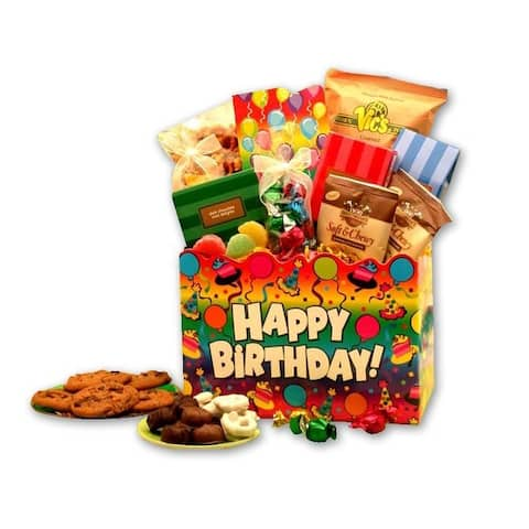'It's a Birthday Celebration' Gift Box