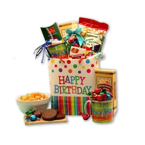 'Happy Birthday to You' Gift Bag