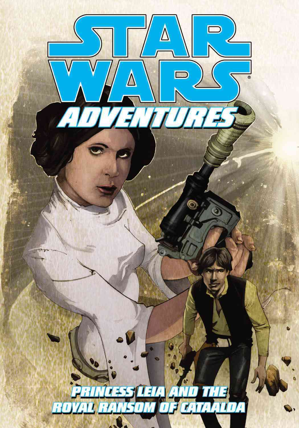 Star Wars Adventures: Princess Leia and the Royal Ransom (Paperback)