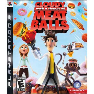 PS3 - Cloudy with a Chance of Meatballs