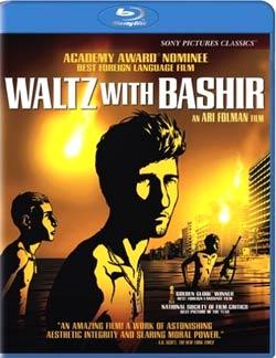 Waltz with Bashir (Blu-ray Disc)