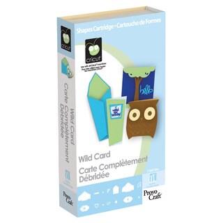 Cricut Shapes Wild Card Cartridge