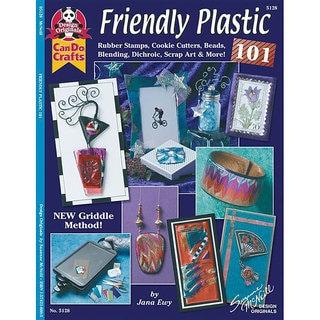 Design Originals 'Friendly Plastic' 34-page Book