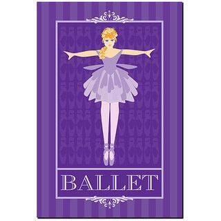 Grace Riley 'Ballet in Blue I' Framed Canvas Art|https://ak1.ostkcdn.com/images/products/3954467/P11989947.jpg?impolicy=medium