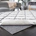 Safavieh Durable Hard Surface and Carpet Rug Pad - Grey - 10' x 14'