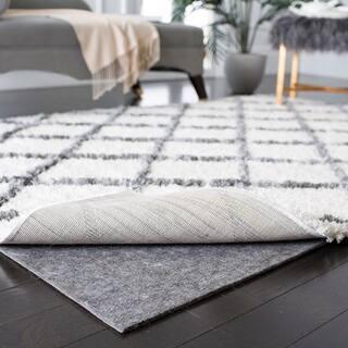 Safavieh Durable Hard Surface And Carpet Rug Pad 12 X 18