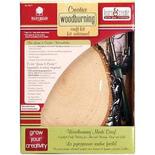 Walnut Hollow Creative Woodburning Kit