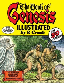 The Book of Genesis Illustrated (Hardcover)