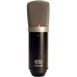 MXL MXLUSB008 USB.008 USB Microphone Gray