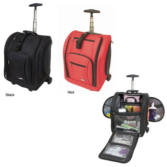 Travelon 14-inch Wheeled Carry-on - Free Shipping Today ...