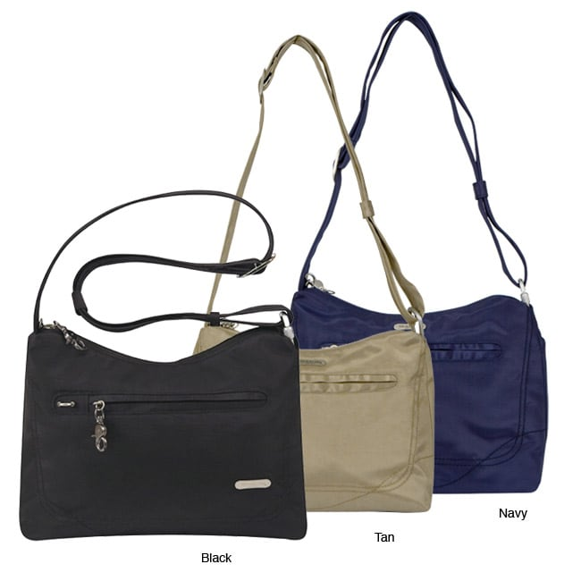 Travelon Anti-theft Hobo Travel Handbag