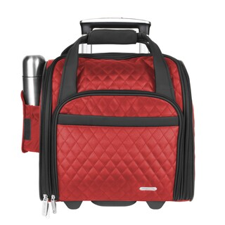 Travelon Wheeled Underseat Carry-on with Back-up Bag (2 options available)