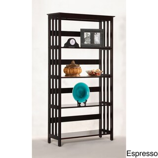 Four-tier Book Shelf/ Display Cabinet