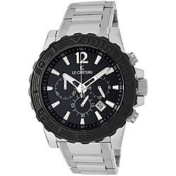 Le Chateau Men's Sports Dinamica Black Watch